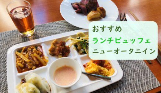 【女子会におすすめ】ニューオータニイン札幌のランチビュッフェを食レポ