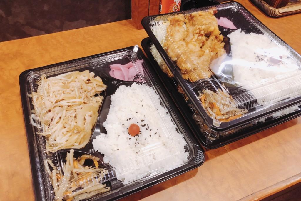 札幌大通り立呑処へそ弁当