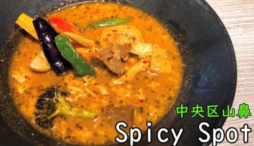 スパイシースポット|ご飯・スープカレーが大盛無料、ランチはさらにお得!-中央区南13条西14-