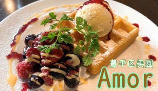 豊平区 カフェ Amor