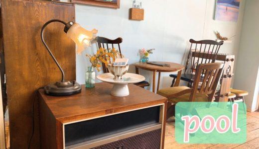 cafepool(プール)|大通り創成川イーストのアンティーク喫茶。